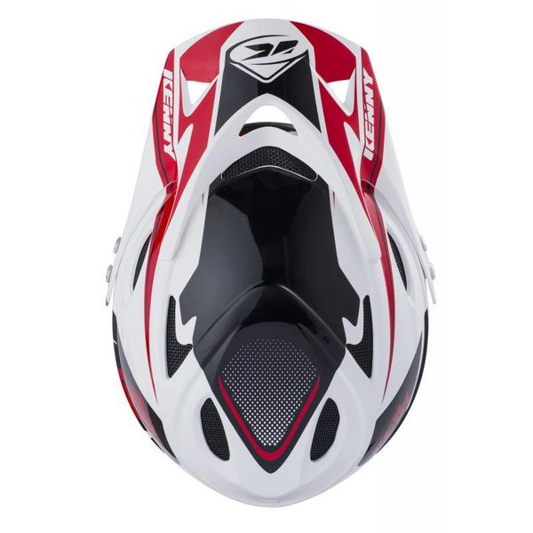 Downhill Helmet Peak 2018 White/Black