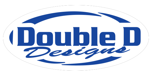 double d designs logo