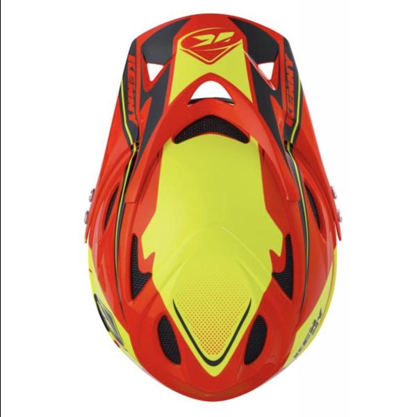 Downhill Helmet Peak 2018 Orange