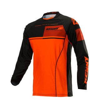 Titanium Jersey 2020 Black Orange