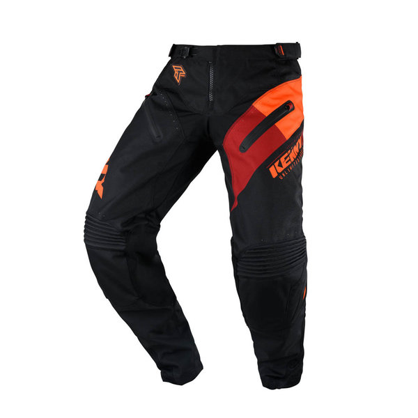 Adult Titanium Pants 2020 Black Orange