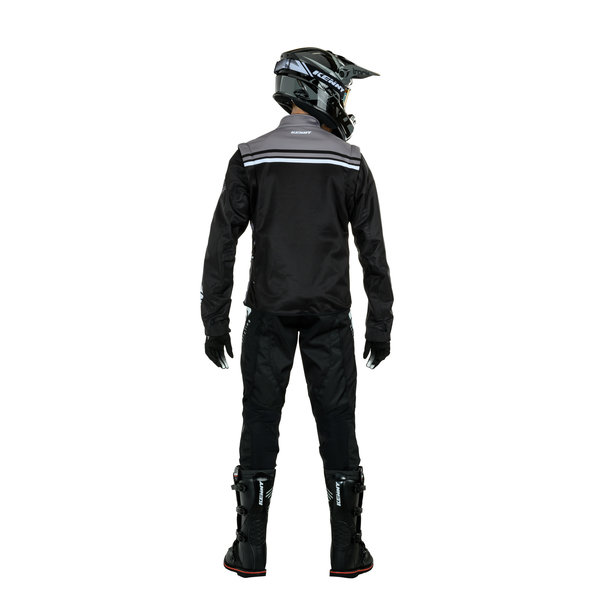 Softshell Enduro Jacket 2020 Black / Grey