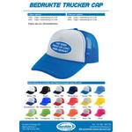 Bedrukte Trucker Cap