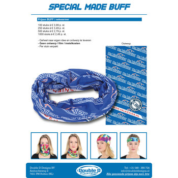 Special Made Buff