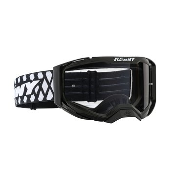 Performance Goggle Level 1 Black clear