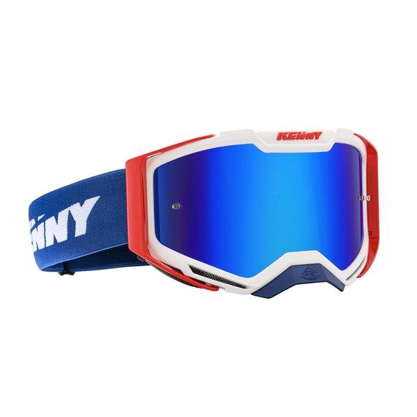 Ventury Goggles Phase 1 Navy White 2021