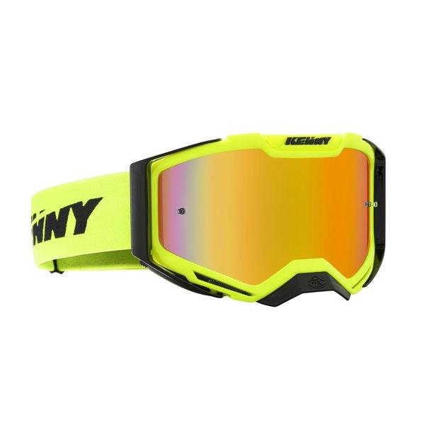 Ventury Goggles Phase 1 Neon Yellow 2021