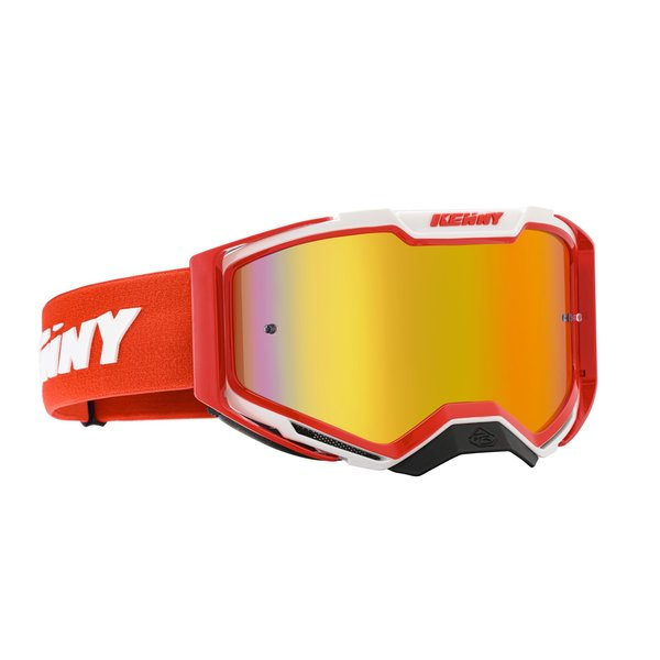Ventury Goggles Phase 2 Red 2021