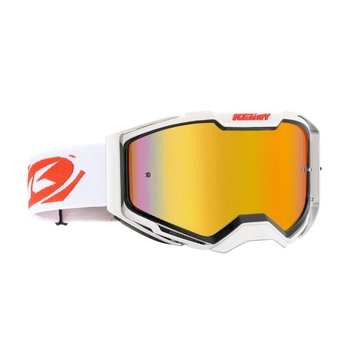 Ventury Goggle Phase 2 White Silver