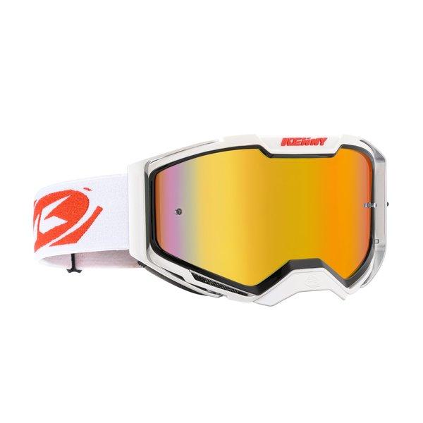 Ventury Goggles Phase 2 White Silver 2021