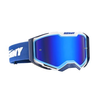 Ventury Goggles Phase 2 Navy Cyan 2021