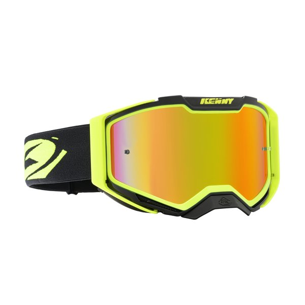 Ventury Goggles Phase 2 Neon Yellow 2021
