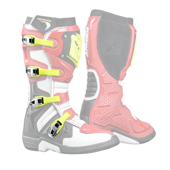 Performance boot strapset 18 NEON YELLOW