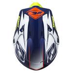 Track helmet peak adult 2017 NAVY