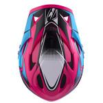Down Hill Helmet Peak '17 Neon Pink