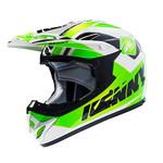 BMX Rocket Helmet Peak 2015 Neon Green