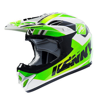 BMX Rocket Helmet Peak 2015 Neon Green
