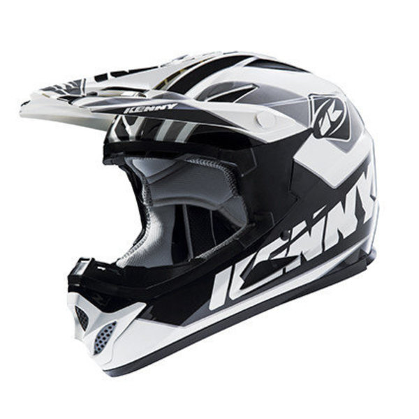 BMX Rocket helmet peak 2015 grey/black
