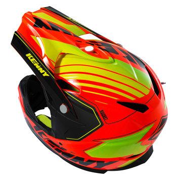 BMX Rocket Helmet Peak 2016 Neon Orange