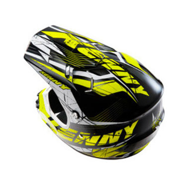 Track Helmet Peak 2014 Adult Neon Yellow