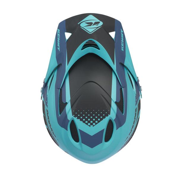 Downhill Helmet Visor Green