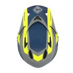 Downhill Helmet Visor Grey Navy