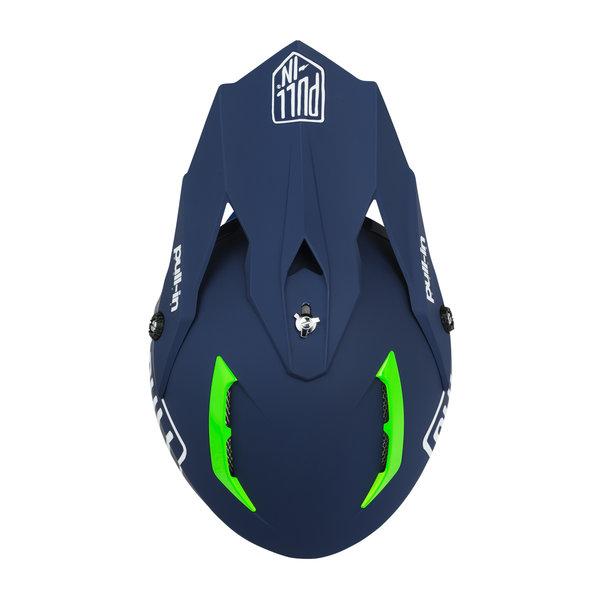 Solid Helmet Visor Navy