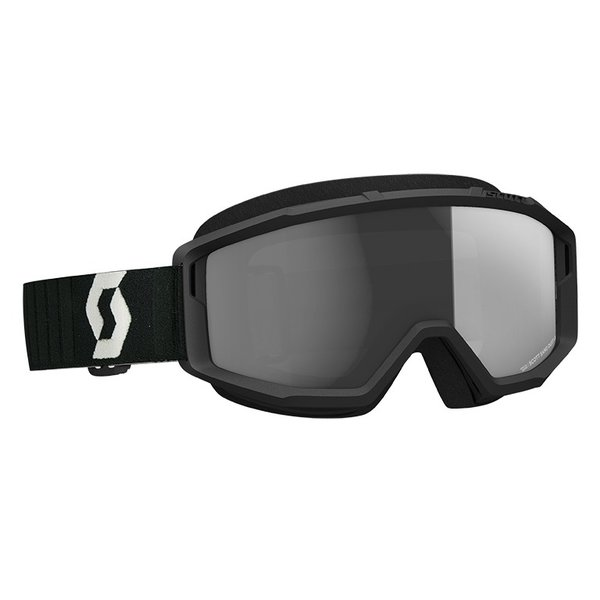 Goggle Primal Sand Dust Black/Grey (For Desert And Beach) Dark Grey Lens