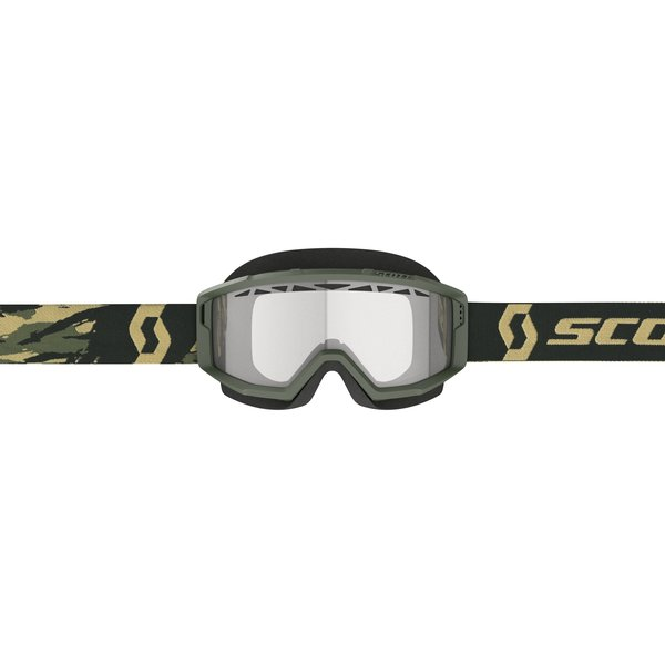 Goggle Primal Enduro (Double Ventilated Lens) Camo Kaki