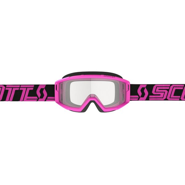 Goggle Primal Clear Black/Pink