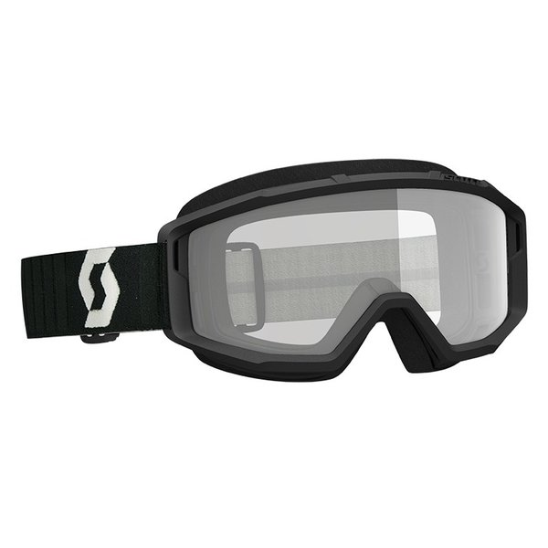 Goggle Primal Clear Black/Grey