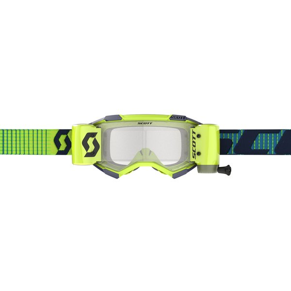 Goggle Fury WFS Blue/Yellow