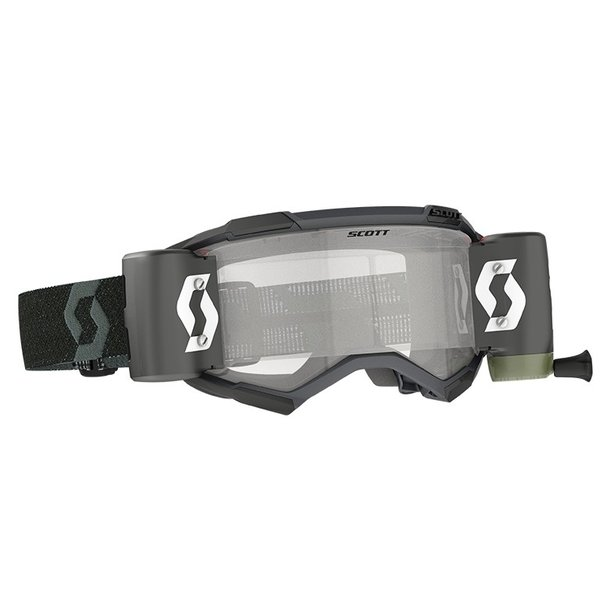 Goggle Fury WFS Black
