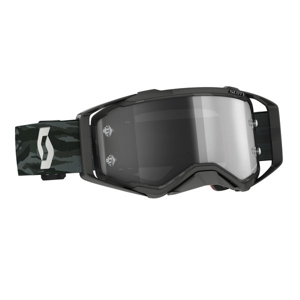 Goggle Prospect Sand Dust LS (Light Sensitive Lens) Camo Grey (For Desert And Beach)