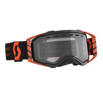 Goggle Prospect Enduro (Double Ventilated Lens) Orange/Black