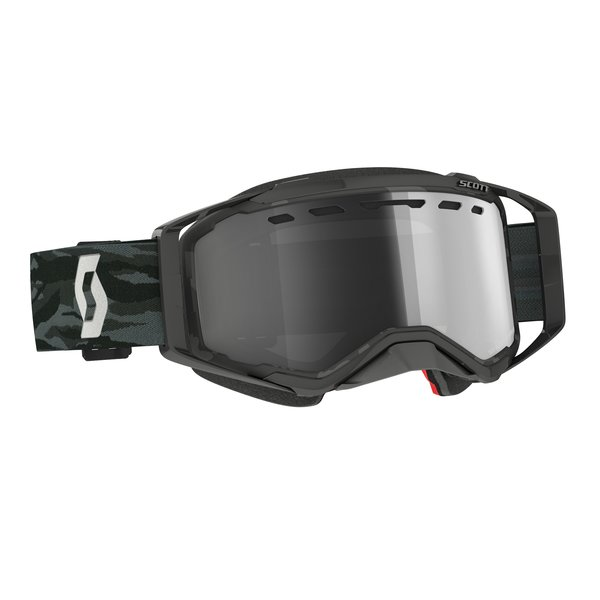 Goggle Prospect Enduro LS ( Double Ventilated Light Sensitive Lens) Camo Grey