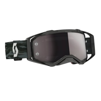 Goggle Prospect Camo Grey Silver Chrome Works