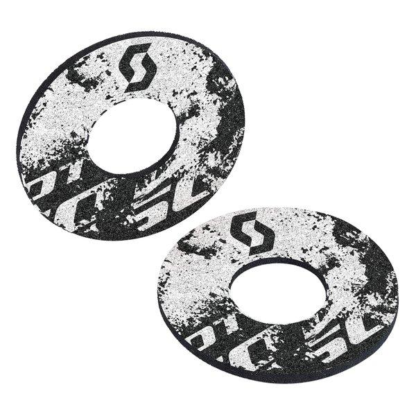 Donuts Logo black/white