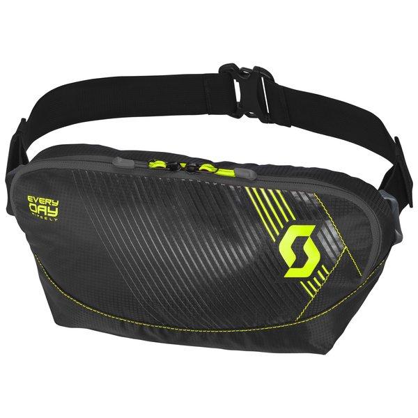 Hip-Belt  Everyday black/neon yellow