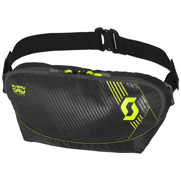 Hip-Belt  Everyday ( The Light Enduro Hip Belt ) Black/Neon Yellow