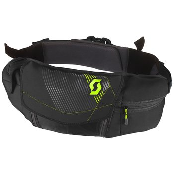 Hip-Belt Six Days Black/Neon Yellow