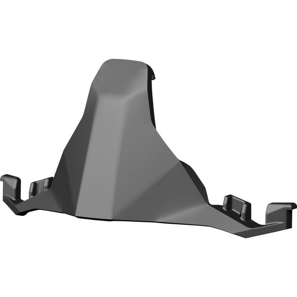 Hustle MX Noseguard Black