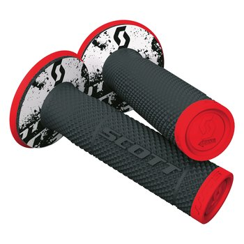 Grip Sx II + Donut Neon Red/Black