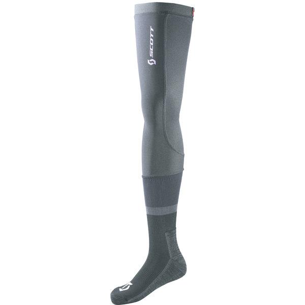 Socks Long black/grey