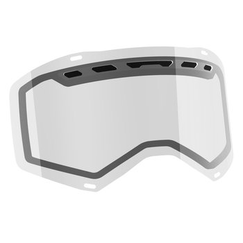 Prospect/Fury Double Lens Ventilated Clear AFC