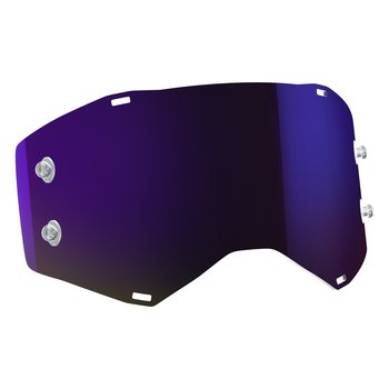 Prospect/Fury Single Works Purple Chrome AFC