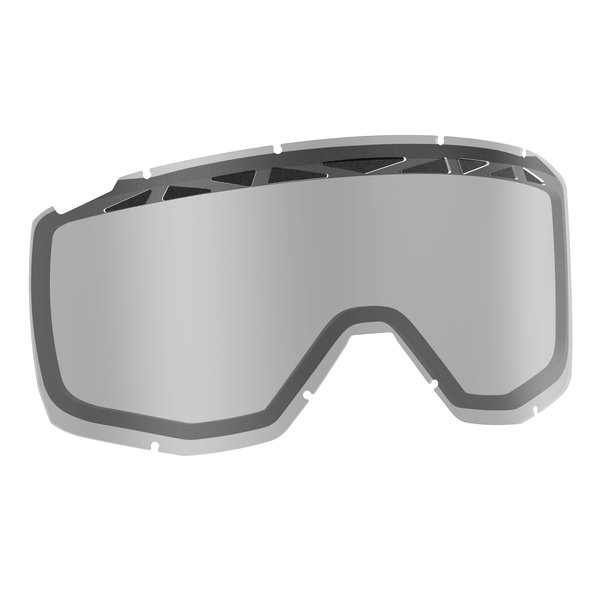 Primal/Split/Hustle Double Ventilated Lens Clear AFC