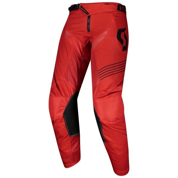 Pant 450 Angled Red/Black