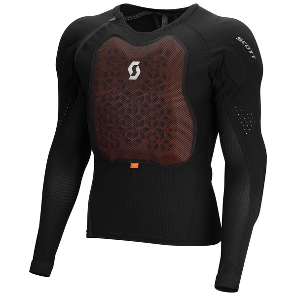D30 Softcon Air Pro Jacket Protector Level 2 Black/Grey