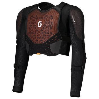 D30 Jacket Protector Softcon Jr Black